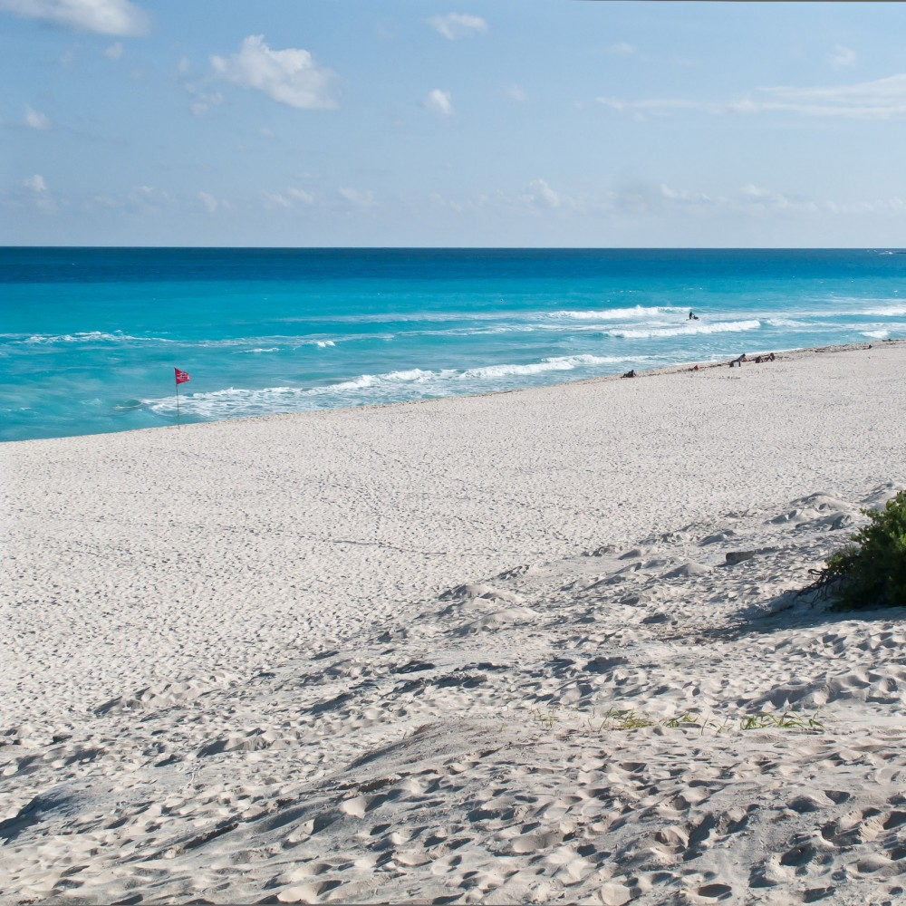 Atração em Cancún