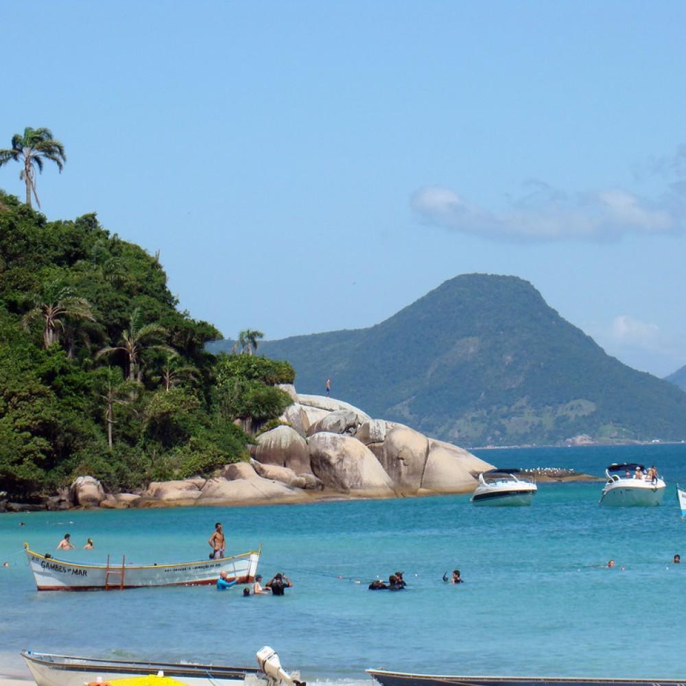 Foto pacote Florianópolis