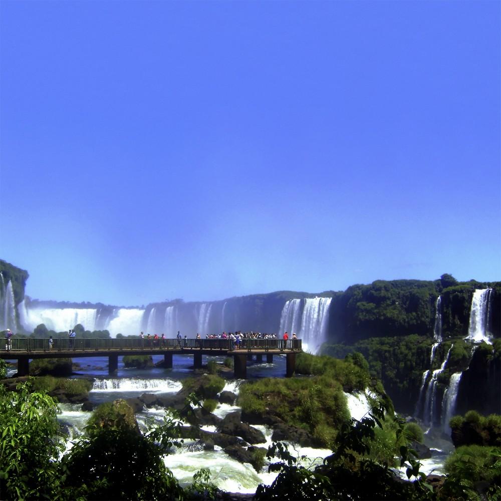 Foto pacote Foz do Iguaçu