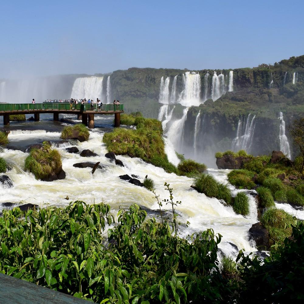 Atração em Foz do Iguaçu