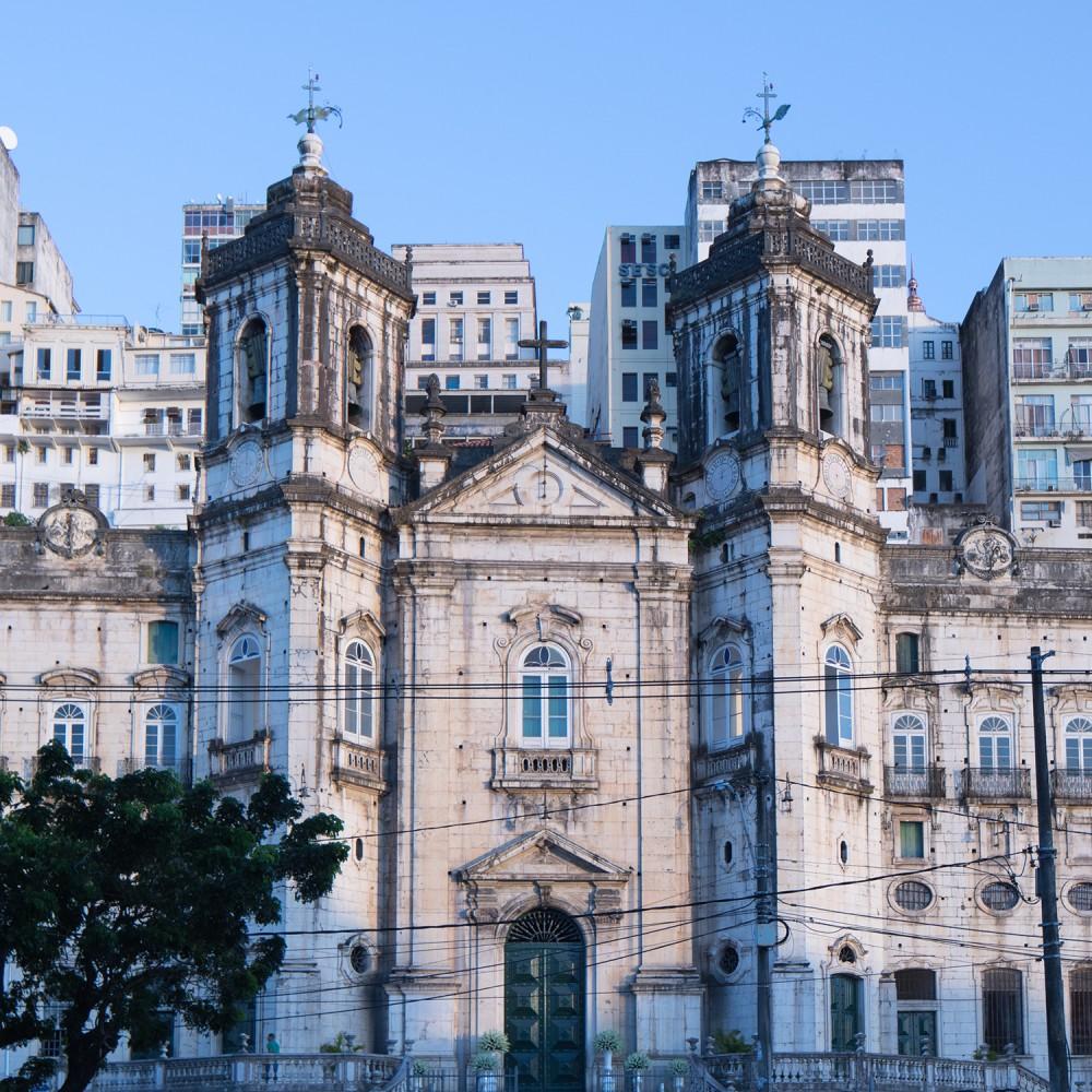 Atração em Salvador