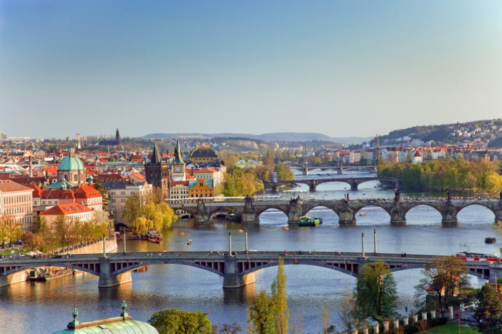 Atração em Praga