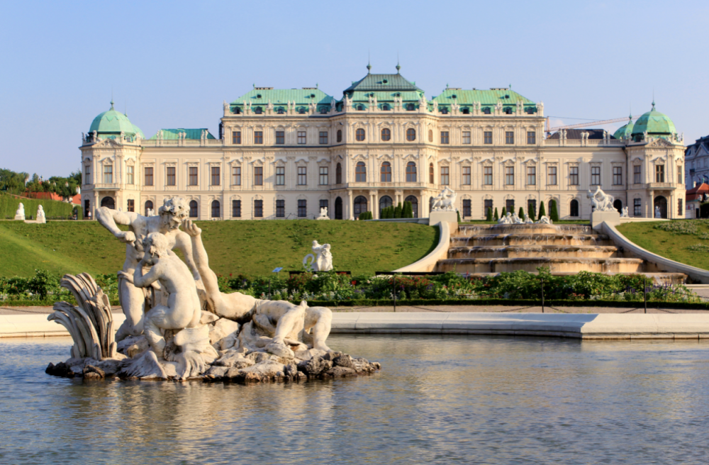 Foto pacote Viena, Budapeste e Praga